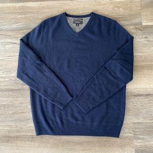 Nordstrom Men's Cashmere V-Neck Sweater- M…